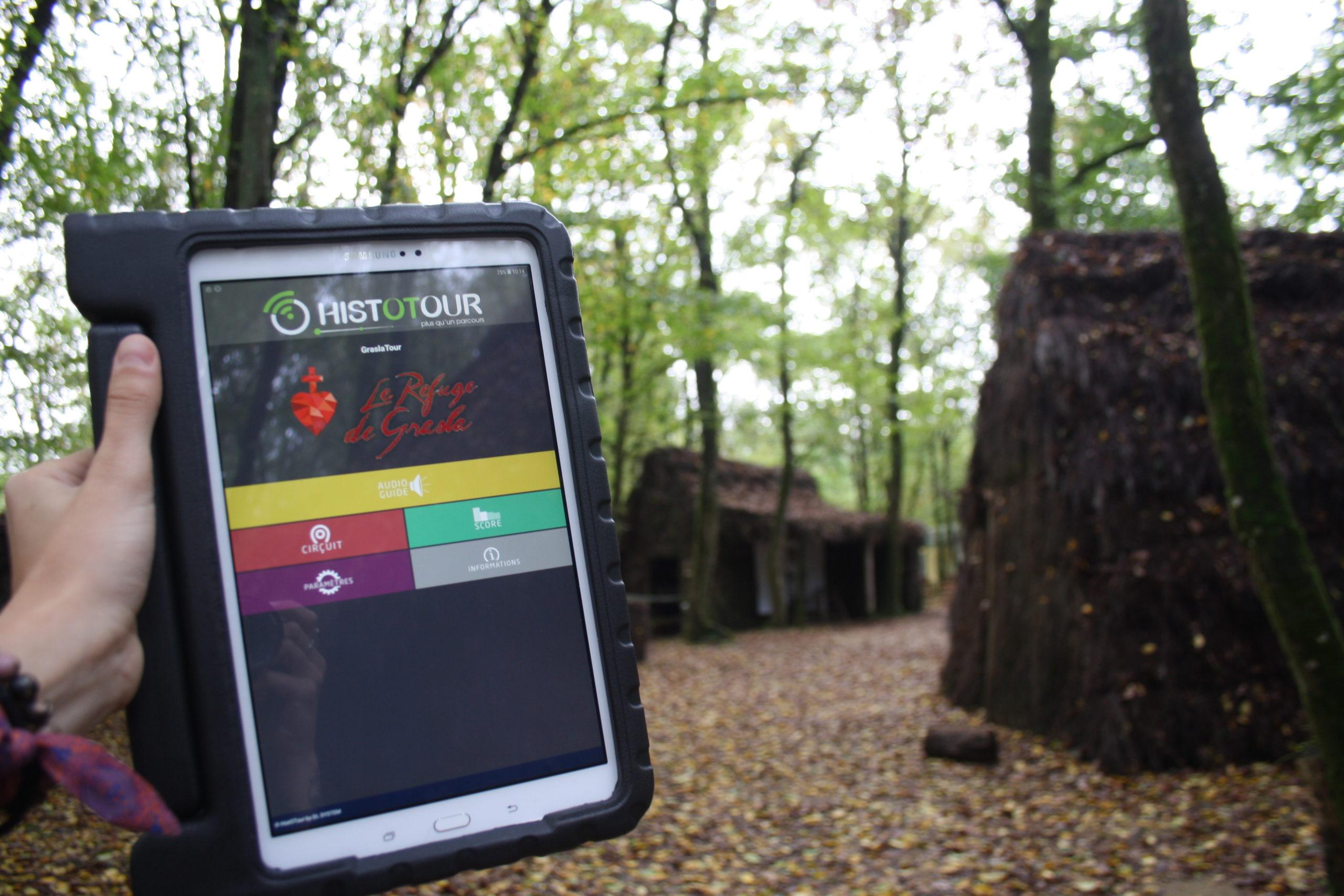 Visite interactive Vendée - Visite guidée virtuelle - Le Refuge de Grasla