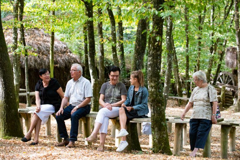 Refuge de Grasla - Visite adulte en groupe - Vendée découverte