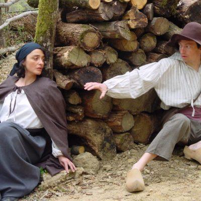 Amandine et Pierre