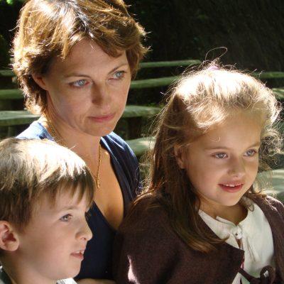 Anne, Sarah, Paul Henri