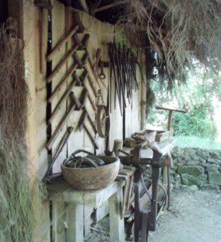Le Refuge de Grasla - La forge