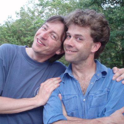 Gaetan et Jean Pierre