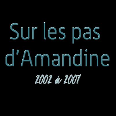 Sur les pas d'Amandine