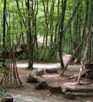 Le Refuge de Grasla - Vue du Bivouac