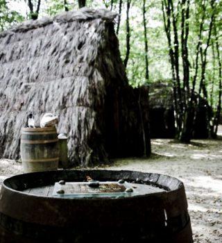 Le Refuge de Grasla - Vue du village